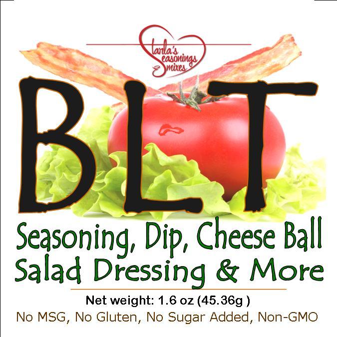 BLT Seasoning Mix or BLT Dip Mix