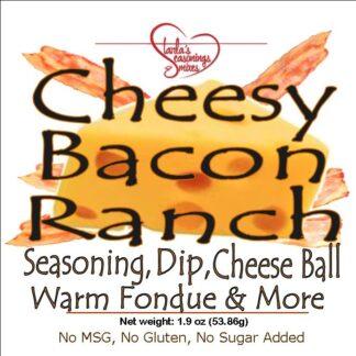 Cheesy Bacon Ranch Dip or Cheesy Bacon Ranch Seasoning Mix