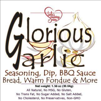 Glorious Garlic Seasoning or Glorious Garlic Dip Mix