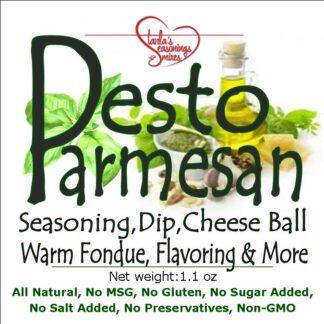 Pesto Parmesan Seasoning Mix or Pesto Parmesan Dip Mix