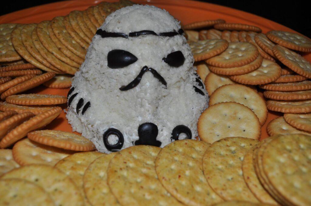 Star Wars Cheeseball