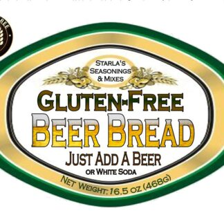 Gluten Free Beer Bread Mix and Gluten Free Banana Bread Mix